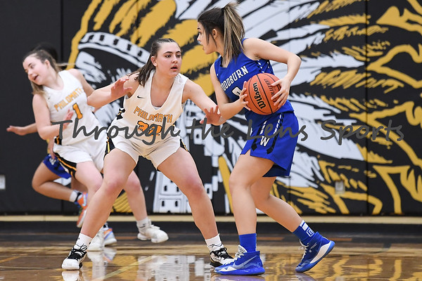 Philomath vs. Woodburn Girls High School Basketball