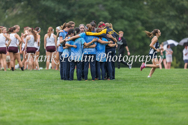 Smith College Co-ed cross country invitational