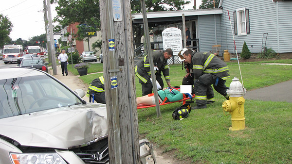 7/26/2012 Route 1 Multi Car Accident