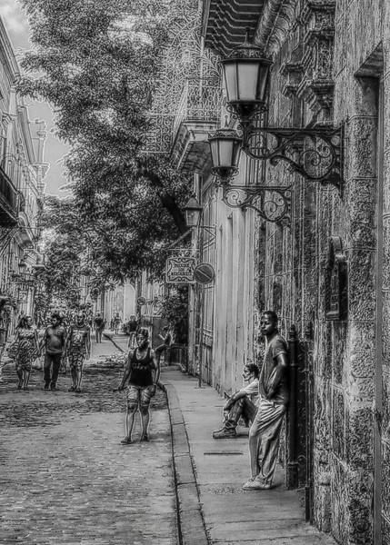 Old Havana BW