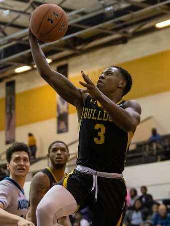 College Basektball: Augusta vs. Bowie State