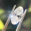 1.64ct Antique Moval Cut Diamond GIA G VS1 23