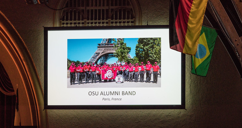 From France 2015.  In Normandy, TBDBITL Alumni helped commemorate the anniversary of the D-Day Invasion.