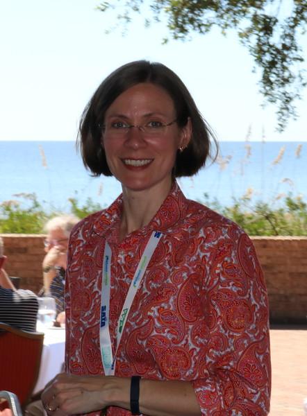 Elena Badiuzzi, SATA President