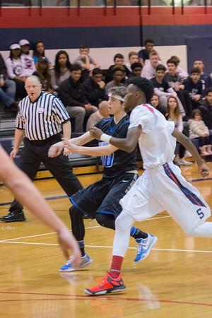 Winter2015-16 Boys Varsity Basketball