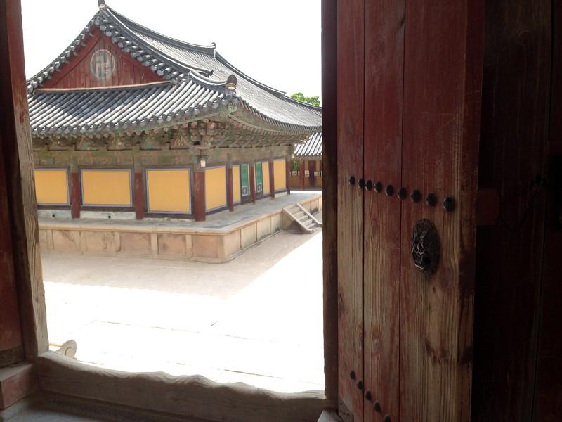 Bulguksa Temple, Gyeongju, South Korea - Leslie Rowley S95