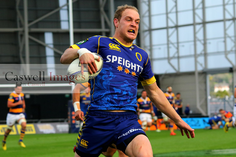 Otago v Bay Of Plenty, Forsyth Barr Stadium