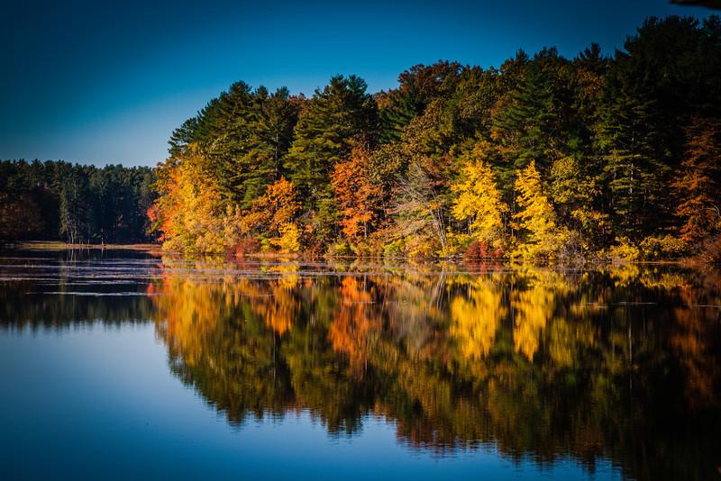 Scituate Reservoir, RI