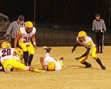 FOOTBALL 2014: Cherokee at Pine Lake Prep 11-14-14