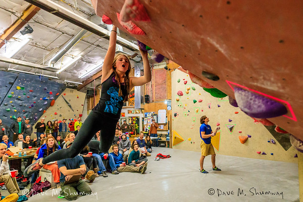 2017 Montana Bouldering Championships