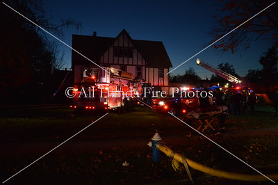 20131113 - Hempstead - Building Fire