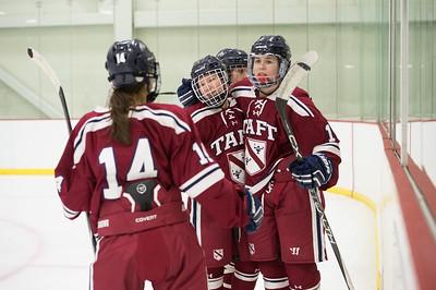 2/21/18: Girls' Varsity Hockey v Berkshire