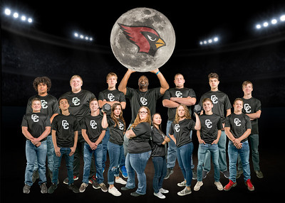 2018 Power Lifting Team Pictures