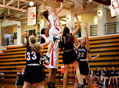 JV Basketball Photoshop