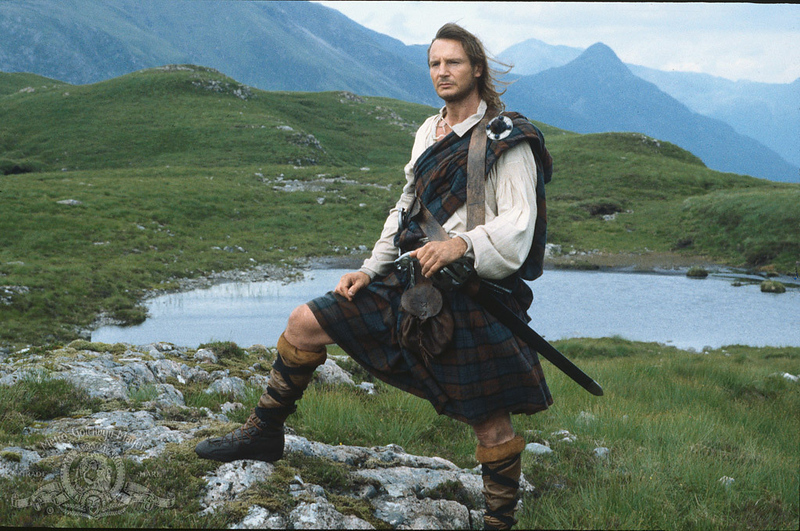 Rob Roy - Movies about Scotland