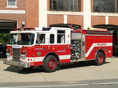 Fire Apparatus Photos