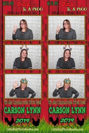 Carson Baby Shower 3-3-19