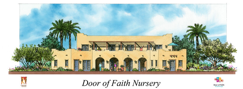 2007-2017 Door of Faith Orphanage