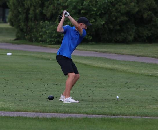 2021 Boys Golf Regional at Swan Lake - 6/10/21
