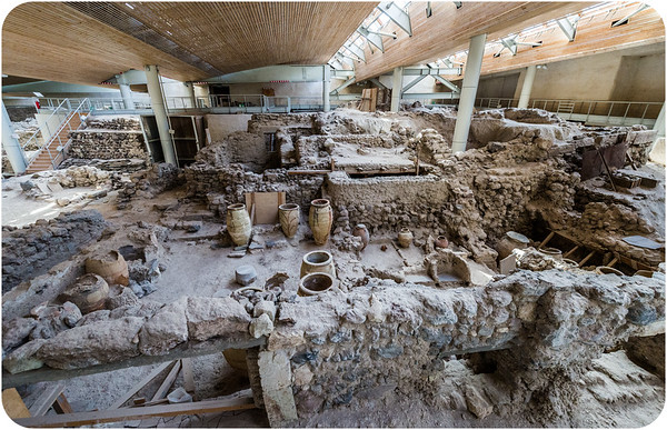 Akrotiri/ Prehistoric Town