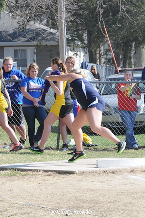 Track N-P CoEd Invitational