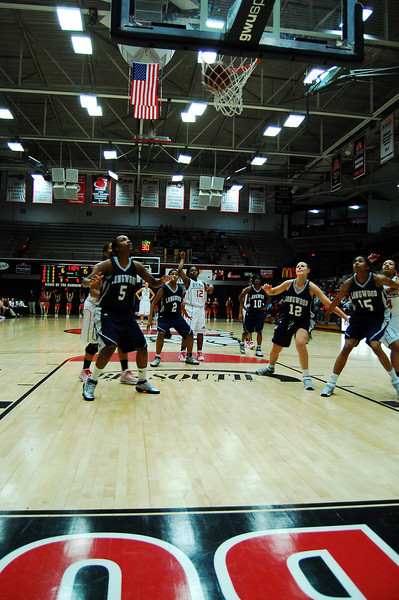 GWU Women's Basketball faces off against Longwood
