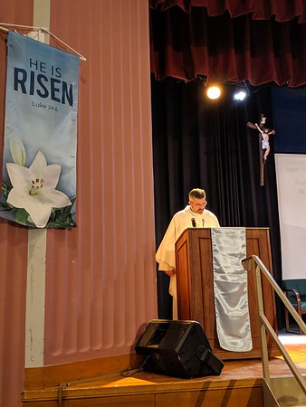 May Procession Mass May 16, 2019