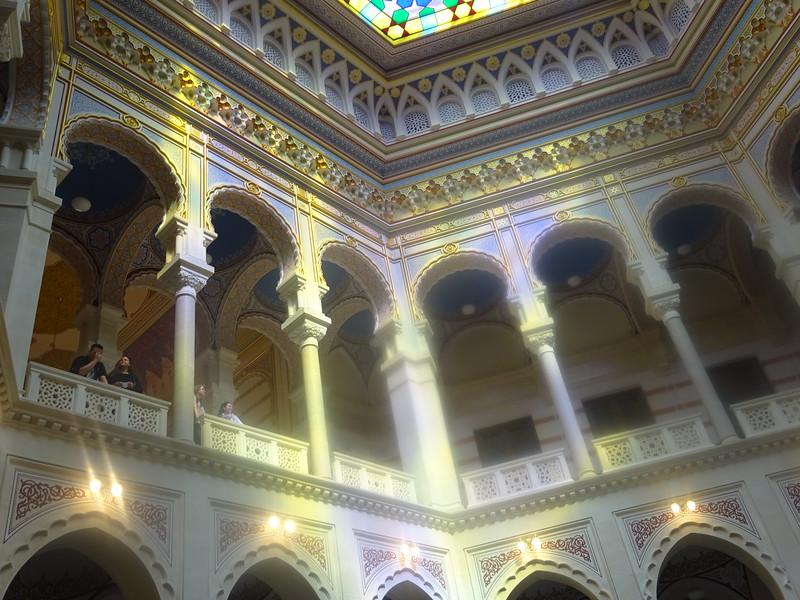 22_Sarajevo. City Hall. 1896. Pseudo-Moorish Architecture.JPG