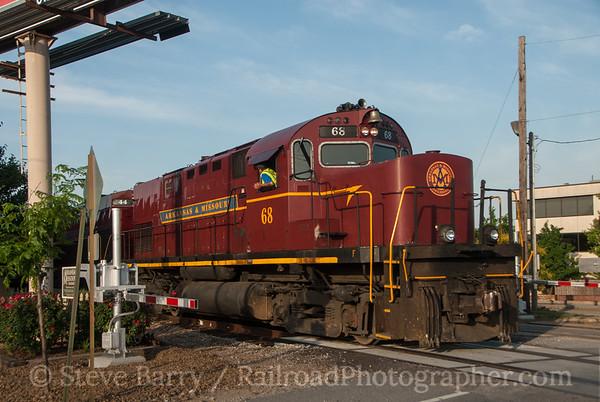 Arkansas & Missouri Springdale, Arkansas June 14, 2014