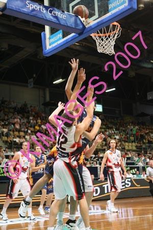 Razorbacks Vs Hawks 10-2-07