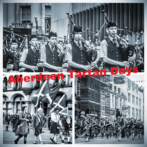 Aberdeen Tartan Days