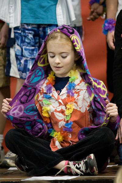 Sarah at the KTL Christmas Extravaganza