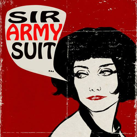 Sir Army Suit Gallery