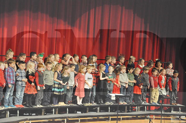 E-S Elementary Holiday Sing 2018