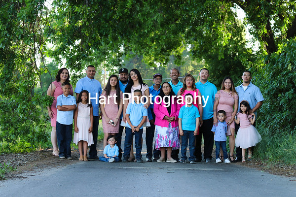 Jackie Family Session