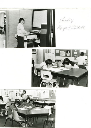 Bishop Belleau School 1984 Album