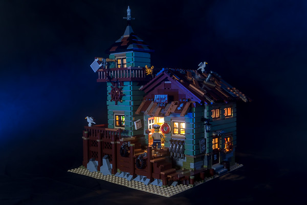 21310 - The Old Fishing Store