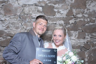 06.07.2019 Hochzeit Carolin & Andreas