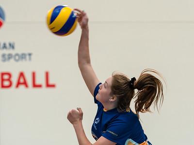 2013 AVL Canberra Heat v Uni Blues (women)