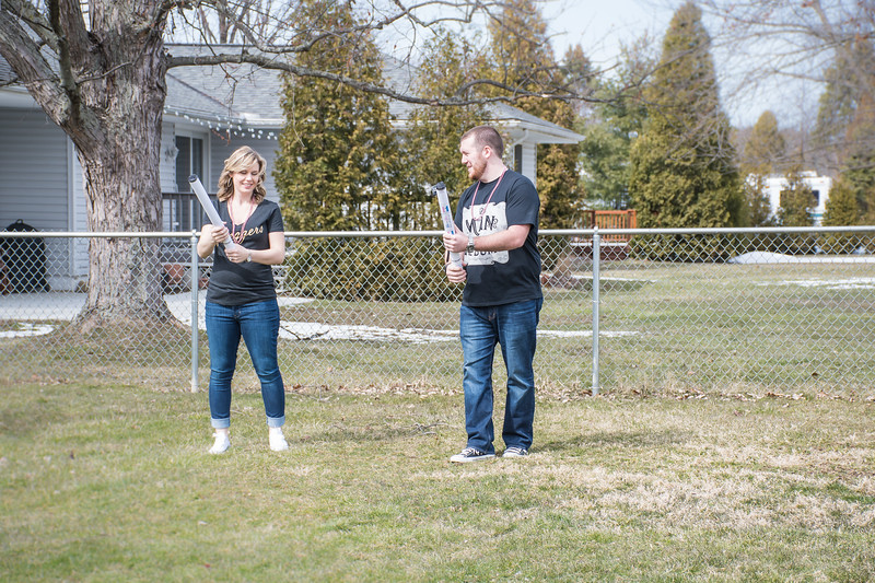 Patrick and Jacquelyn Gender Reveal