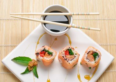 Gastronomia con Salmones