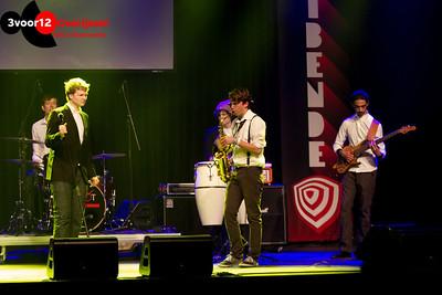 Kunstbende voorronde Overijssel @hedon 22-03-2014