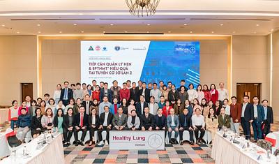 AstraZeneca Vietnam | Chụp hình Sự kiện Hội thảo khoa học AstraZeneca tại Pullman Ha Noi | Event roving photography in Ha Noi