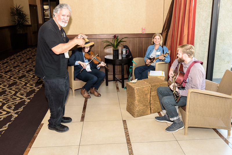 Guitars in the Classroom NAMM Breakfast in Anaheim CA, on 1/27/2019 (Photo by Alan Hess)