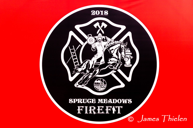 Fire Fit 2018 Spruce Meadows Regionals
