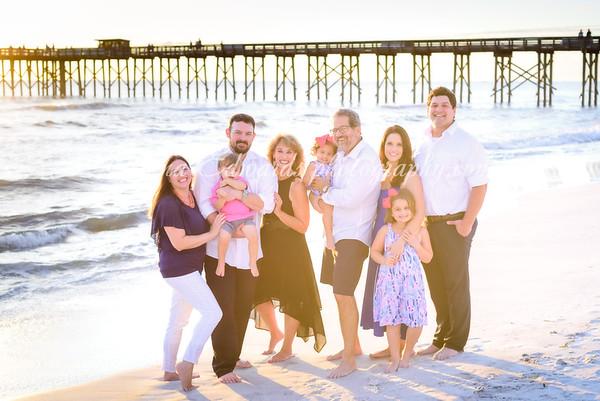 The Leboeuf family  |  Panama City Beach