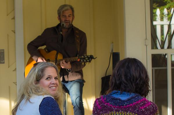 Backyard Birthday Concert