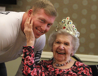 103rd birthday party Jones Chelmsford 010419
