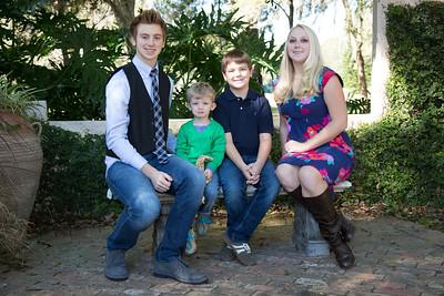 Mackinder Family Thanksgiving 2012