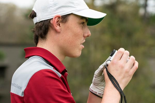 2019 Varsity Golf